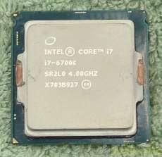 第6世代(Skylake) CORE i7 6700K|INTEL