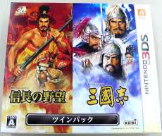 3DSソフト|KOEI