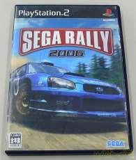 SEGA RALLY 2006|SEGA