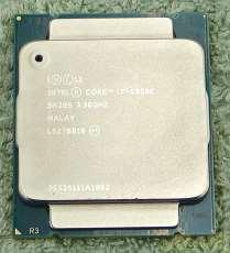 第5世代(Haswell-E) Core i7 5820K|INTEL