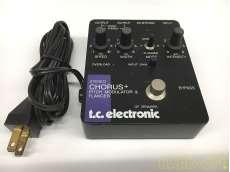 エフェクター・コーラス T.C.ELECTRONIC