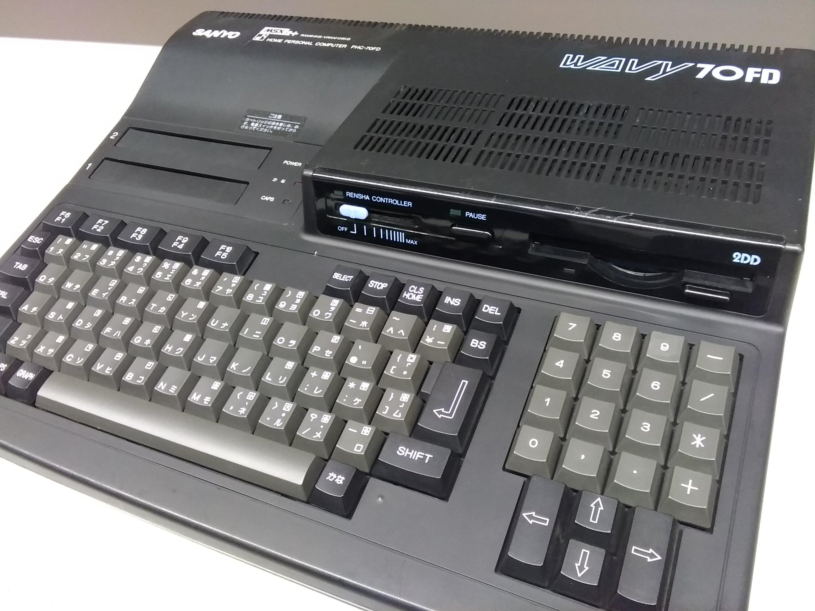 MSX2+|SANYO