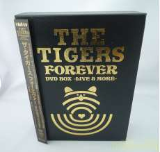 ザ・タイガース フォーエヴァー DVD BOX ライブ&モア|Universal Music