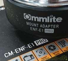 レンズマウントアダプター|COMMLITE