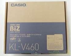 ネームランド KL-V460 CASIO