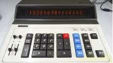 レトロ電卓 Compet 363R