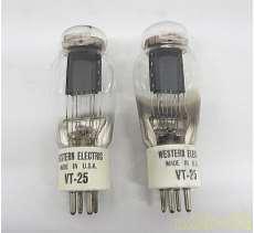 真空管(ペア)|WESTERN ELECTRIC