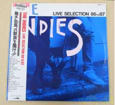 V.A THE INDIES LIVE SELECTION 86to87|CROWN