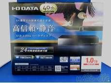 USB3.0/2.0接続外付けHDD|I・O DATA