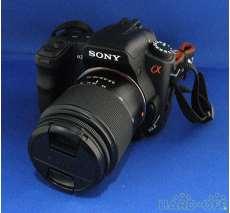 デジタル一眼レフカメラ SONY