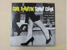 SONNY CLARK / COOL STRUTTIN' TOSHIBA EMI