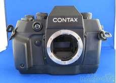 【ジャンク】 一眼レフカメラ|CONTAX/KYOCERA