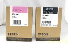 PM-7000C用インクカートリッジ 2色5個セット|EPSON