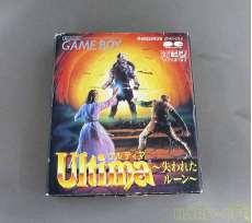 Ultima(ウルティマ)~失われたルーン~|PONY CANYON