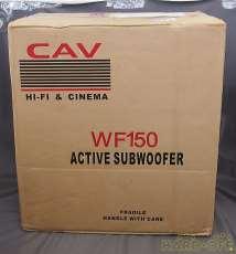 スーパーウーファー|CAV