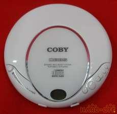 ポータブルCDプレーヤー|COBY