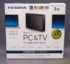 USB3.0/2.0 外付けHDD|I・ODATA