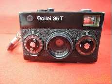 コンパクトフィルムカメラ|ROLLEI