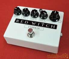 歪み系エフェクター|RED WITCH