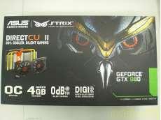ASUS STRIX GEFORCE GTX 980 OC edition|ASUS