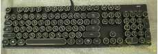 タイプライター風メカニカルキーボード|HKW.