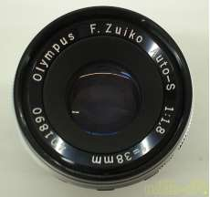 OMマウント用レンズ|OLYMPUS