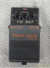 Metal Zone|BOSS