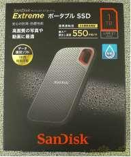 USB3.0/2.0接続外付けSSD|SANDISK