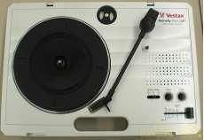 ポータブルレコードプレーヤー|VESTAX