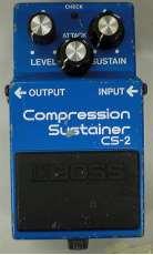 コンプレッション/サステイナー|BOSS