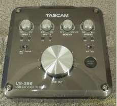 オーディオインターフェィス|TASCAM