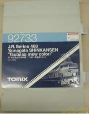 JR400系山形新幹線 つばさ新塗装セット TOMIX