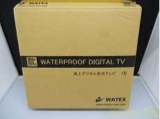 防水浴室テレビ|WATEX