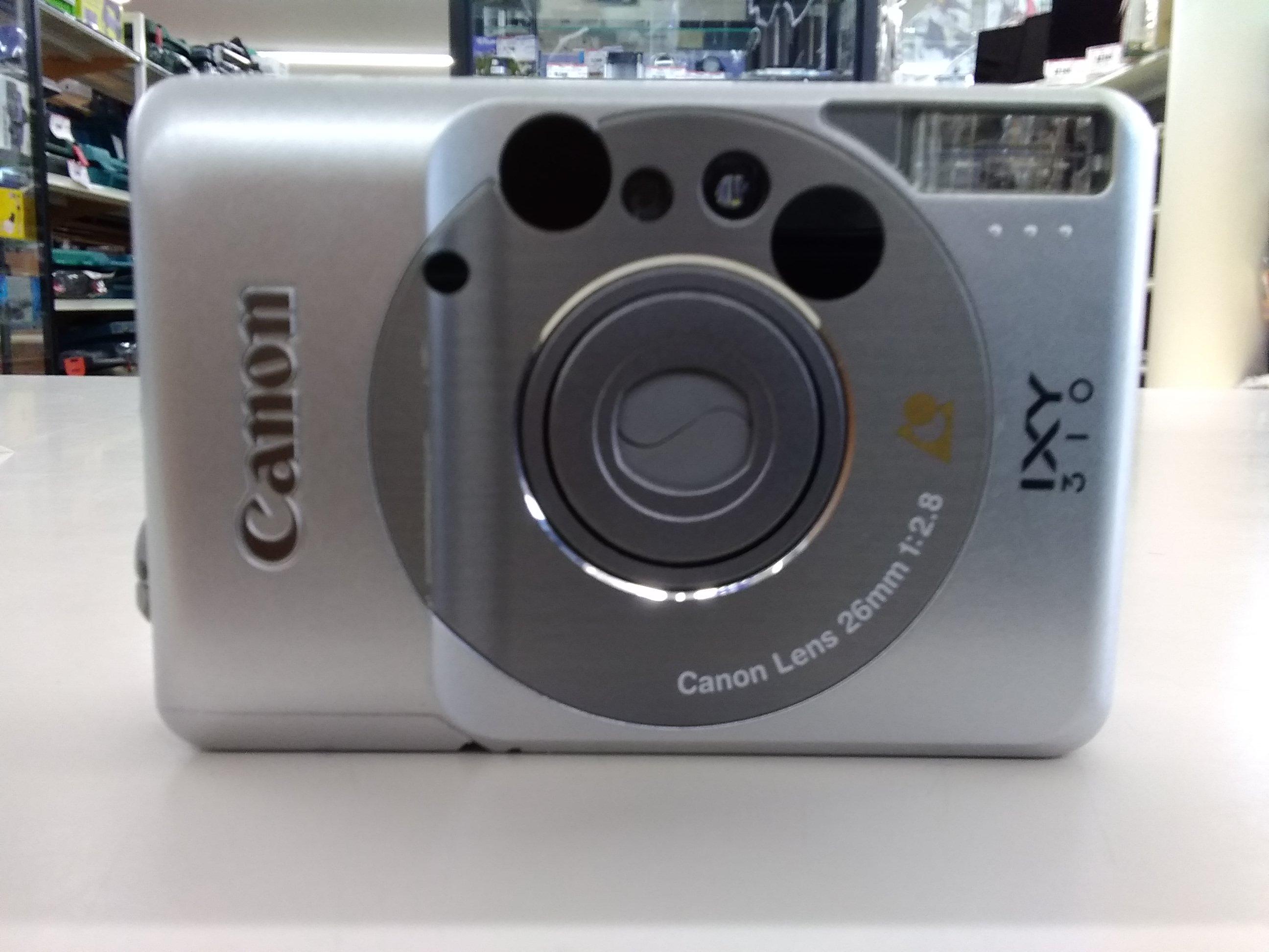 コンパクトフィルムカメラ|CANON