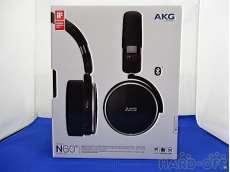 ワイヤレスノイズキャンセリングヘッドホン|AKG