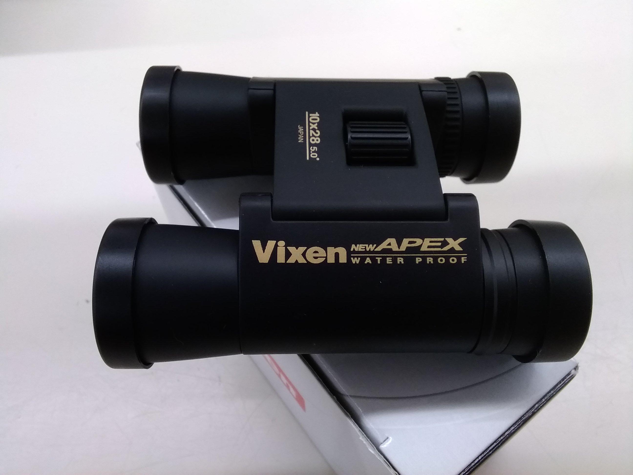 双眼鏡|VIXEN