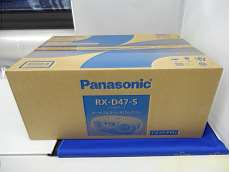 CD/ラジオ/カセット PANASONIC