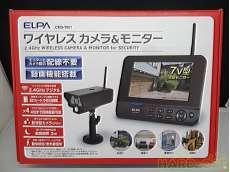 ワイヤレスカメラ|ELPA