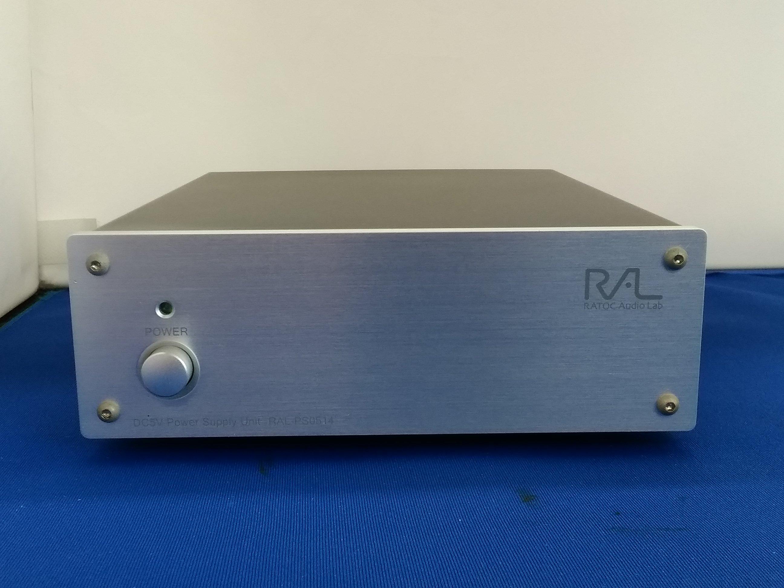 DC 5V電源ユニット|RATOC