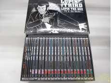 ルパン三世 40thAnniversary DVD-BOX|VAP VIDEO