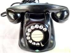 「ジャンク」黒電話|日本電信電話公社