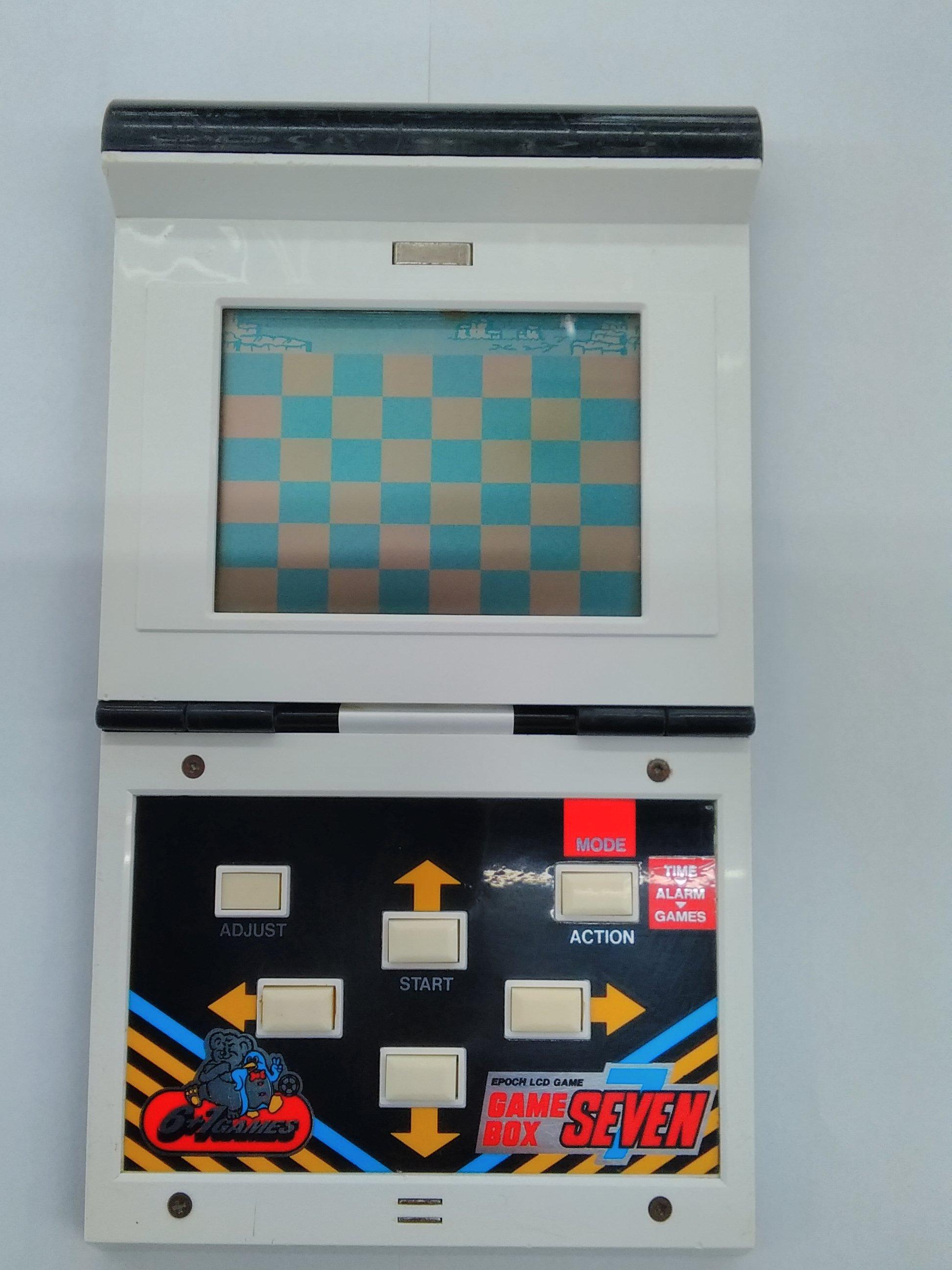 GAME BOX SEVEN|EPOCH