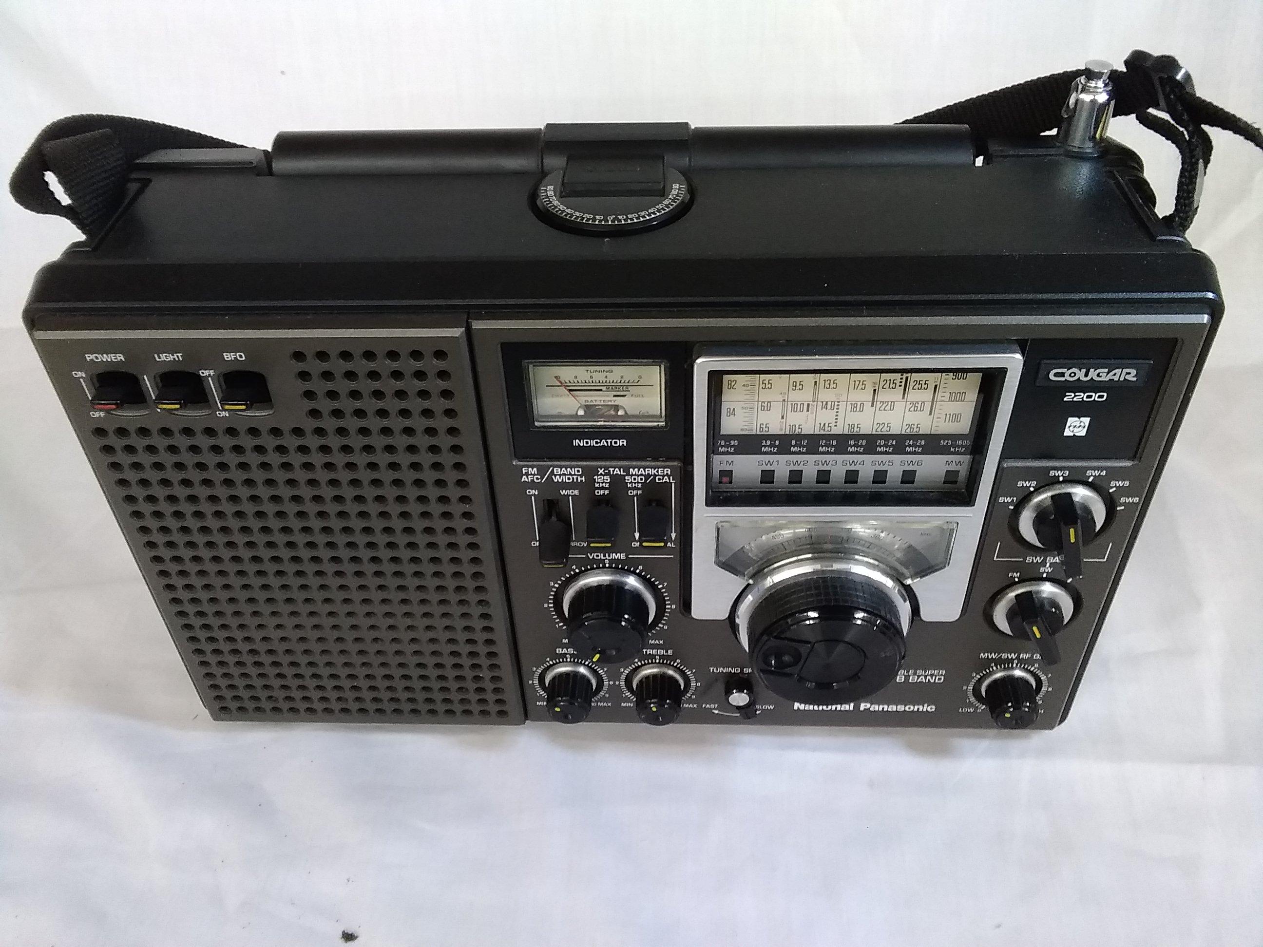 ラジオ|NATIONAL/PANASONIC