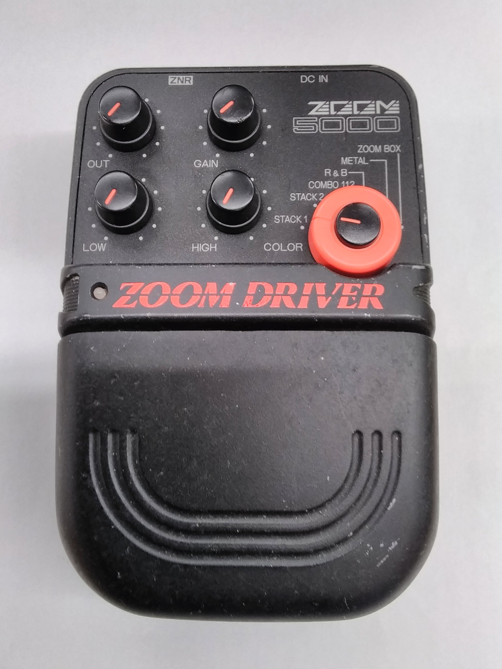歪み系エフェクター|ZOOM