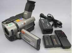 Hi8ビデオカメラ