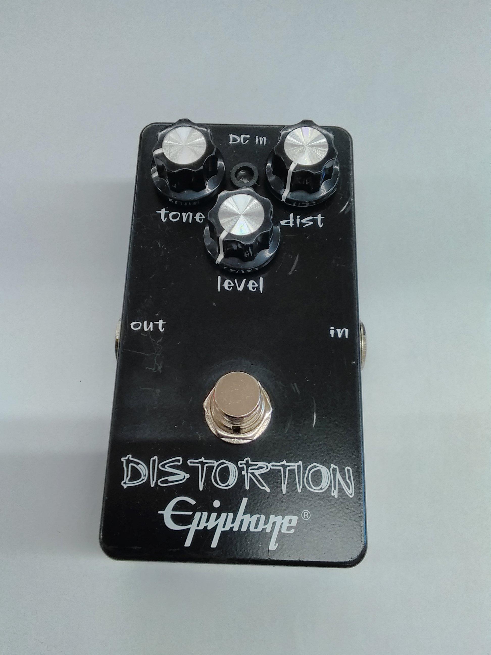 歪み系エフェクター|EPIPHONE