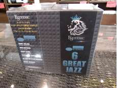 6 GREAT JAZZ(BlueNote)|ESOTERIC