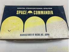 【ジャンク】動作未チェックプロポG45|SPACE COMMANDER