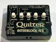 INTEREBLOCK 45|QUILTER