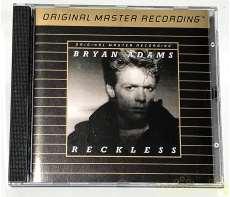 Bryan Adams - Reckless|MOBILE FIDELITY SOUND LAB
